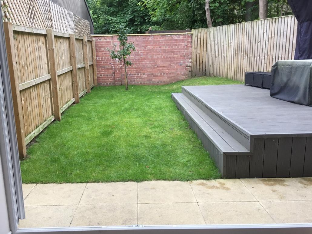 otley garden redesign